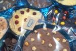 Paellas de chocolate