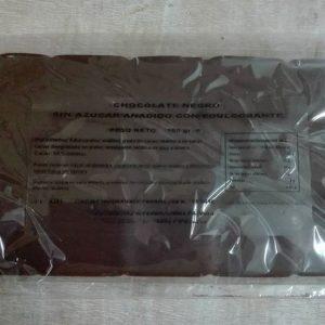 chocolate puro sin azucar