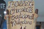 Bollet de Chocolate natural