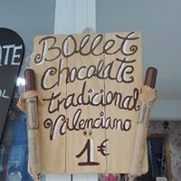Bollet de Chocolate natural